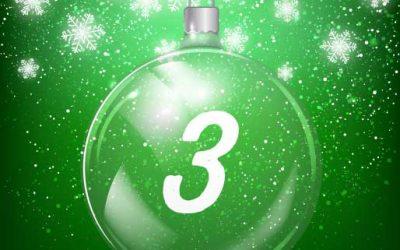 Julkalender lucka 3: Så får du en bra startrutin