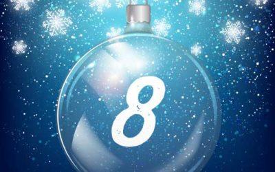 Julkalender lucka 8: Inkallning för livet