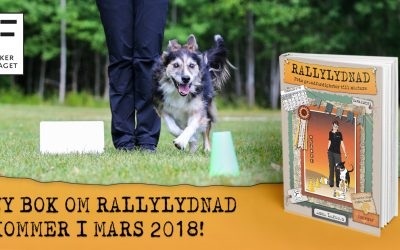 Ny bok om rallylydnad kommer i mars 2018!