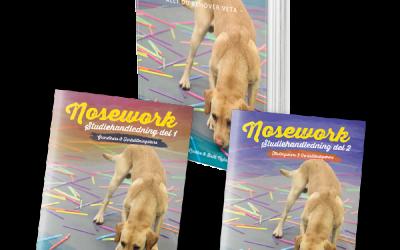 Paket: Nosework – allt du behöver veta inkl. studiehandledningar