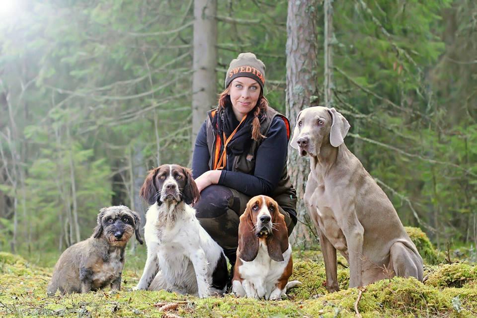 Pressrelease: Huka dig Per Morberg – nu kommer Helena Lyckoskog