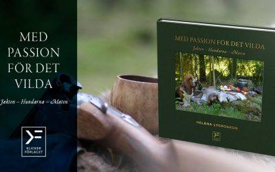 """Vinn boken """"Med passion för det vilda"""" till en hel valpkull"""