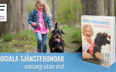 Vinn boken Sociala tjänstehundar till dig och en vän!