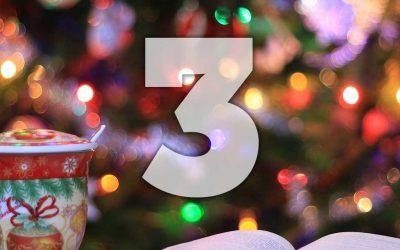Julkalender lucka 3: Viltspår