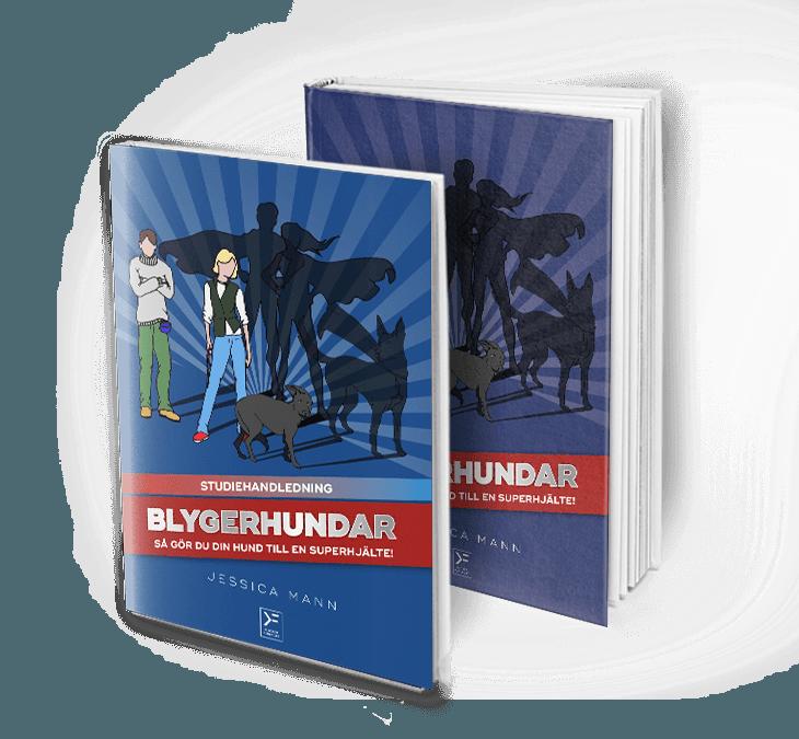 Paket: Blygerhundar inkl. studiehandledning