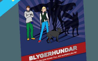 Blygerhundar – så gör du din hund till en superhjälte – ebok