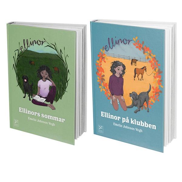 Paket: Ellinors sommar och Ellinor på klubben